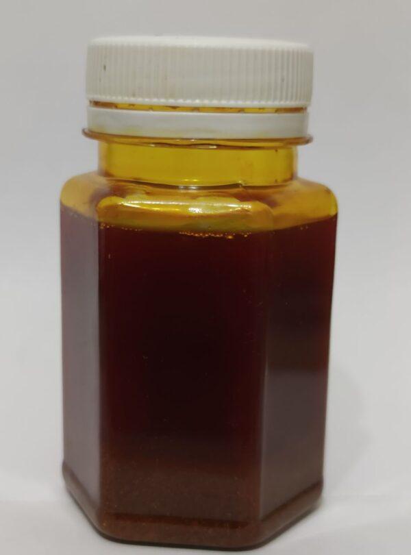 Обліпихове масло на основі мухомора